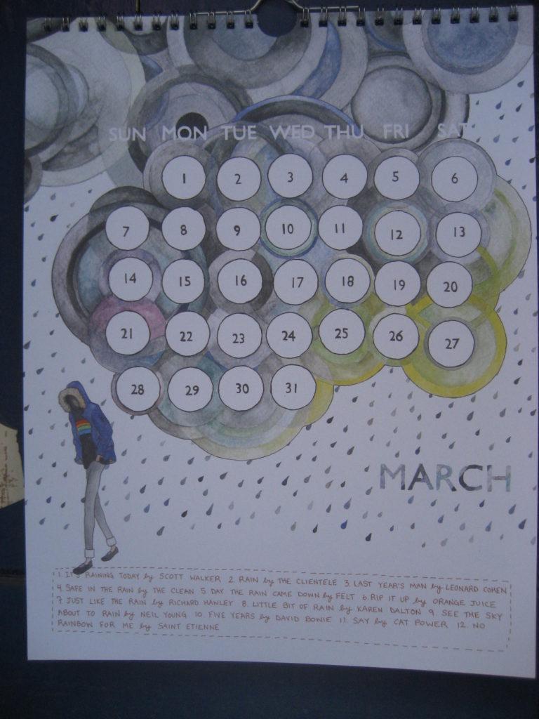 Atherton Lin Calendar