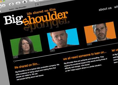 Big Shoulder website