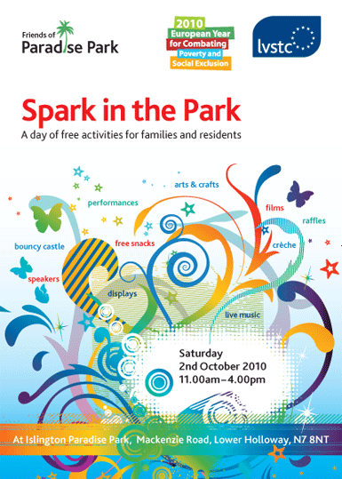 Spark in the park