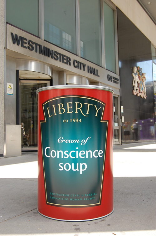 Cream of Conscience Soup