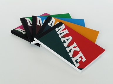 Make book front