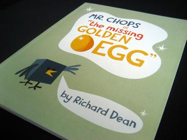 Mr Chops book cover