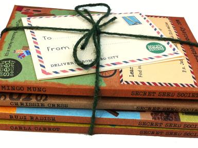 Secret Seed Books