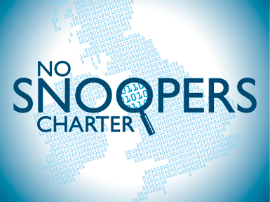No Snoopers Charter