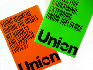 Unions 21 reports