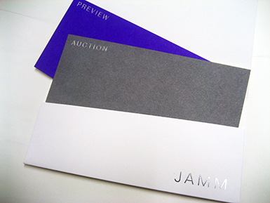 Jamm foiled invitations