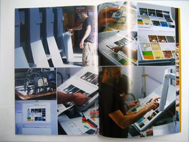 Edward Cullinan Anthology Calverts pages