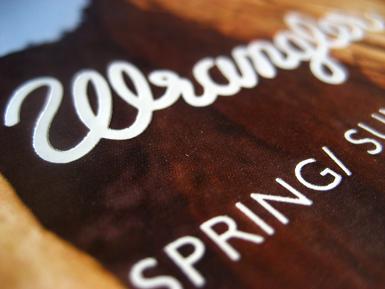 Wrangler look book spring summer 2014 closeup