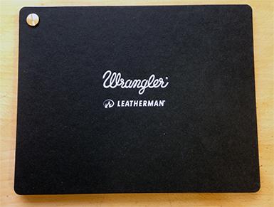 Wrangler Leatherman cover