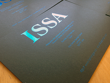 Issa invite