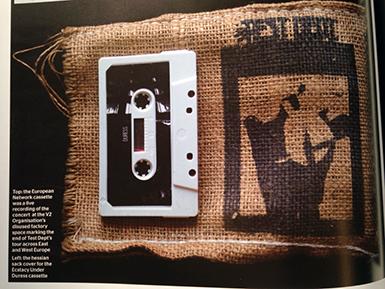 Test Department cassette