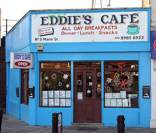 Eddies Cafe