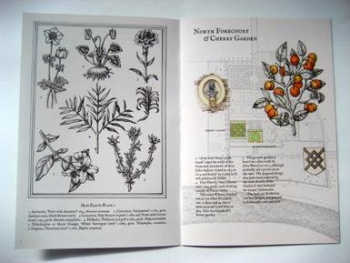 Garden of reason booklet inner spread