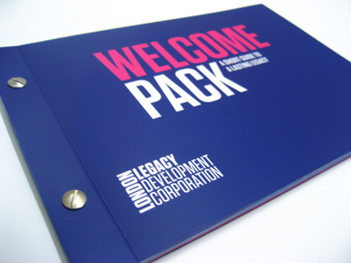 welcome pack cover