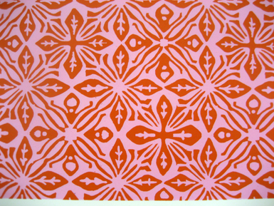 Wrapping paper pattern 1