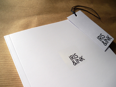 Iris and Ink cover