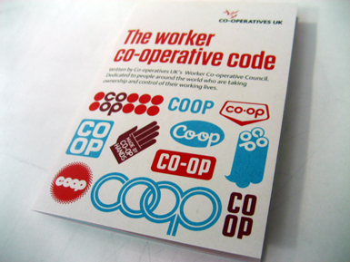 Worker Co-operative code