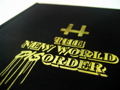 New World Disorder cover