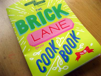 Brick Lane Cook Book