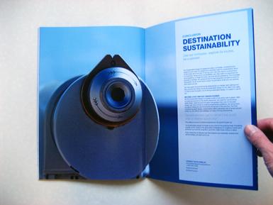 Sustainable Design Compass inner spread