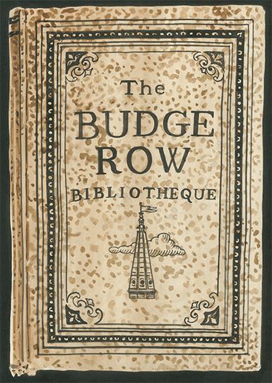 Budge Row