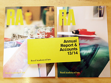 Two Royal Academy Reports
